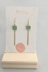 Isa en Roza Isa en Roza 065 hangers goudkleurig