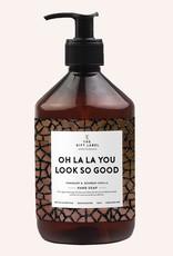 the gift label the gift label handzeep oh la la you look so good