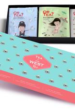 Or tea? or tea? 3-in-1 sachet combo - Tea of the west