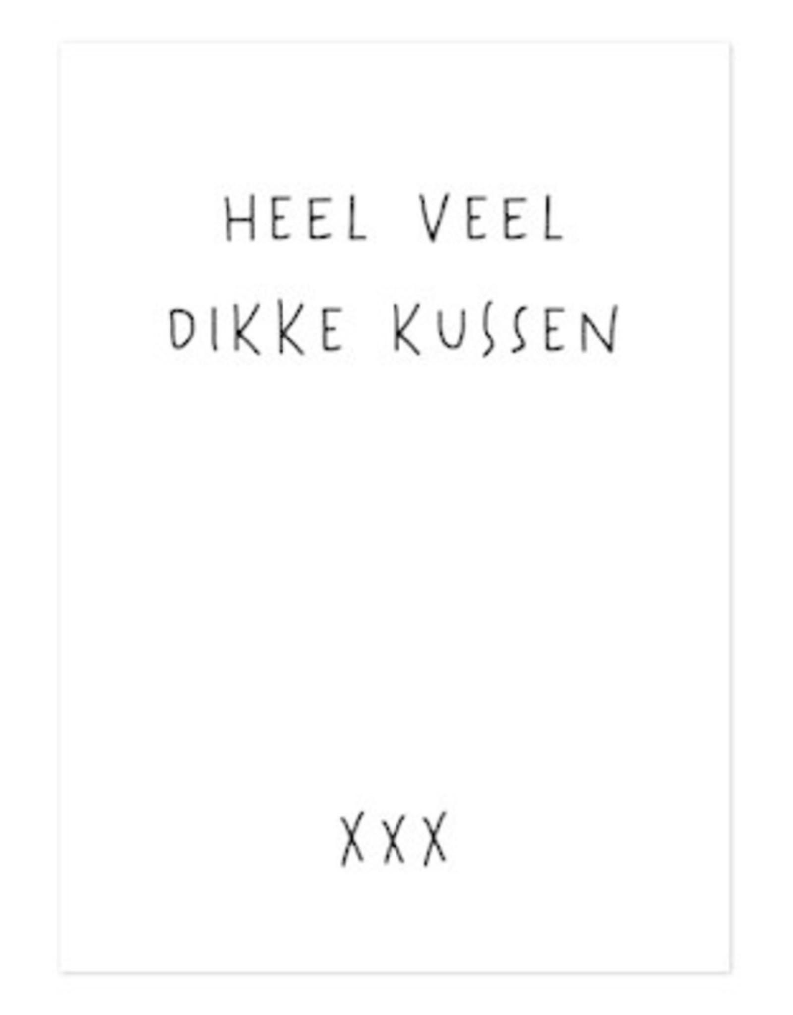 Hofje van Kieka kaart a6 Hofje van Kieka heel veel dikke kussen