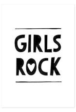 Hofje van Kieka kaart a6 Hofje van Kieka girls rock