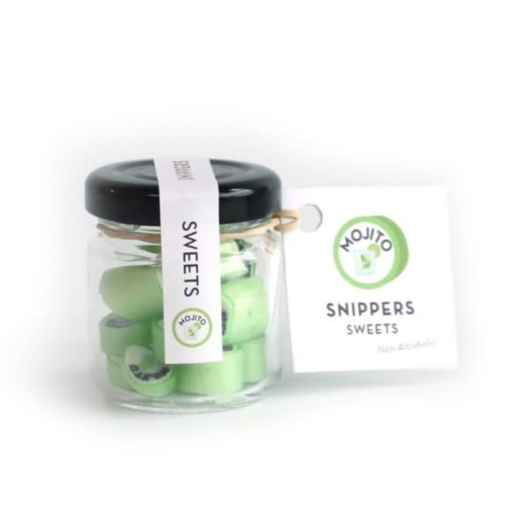 Snippers snippers - snoepjes mojito