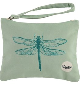 By lauren Amsterdam By Lauren Amsterdam dragonfly minty green clutch