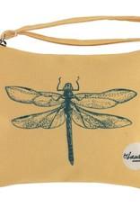 By lauren Amsterdam By Lauren Amsterdam dragonfly sunny yellow clutch