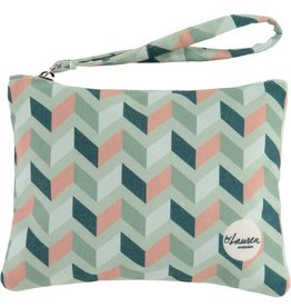 By lauren Amsterdam By Lauren Amsterdam lost minty clutch