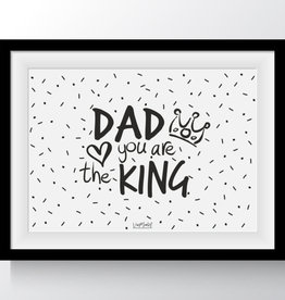 Van Mariel kaart a6 Van Mariel: DAD you are the king