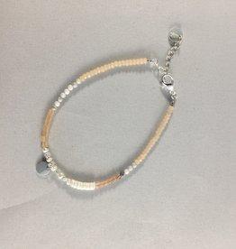 Label kiki label kiki bracelet summer silver 002