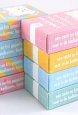 studio schatkist Studio Schatkist zeep: Just a SOAPrise for you kleurtjes