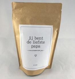 By romi By romi: Chocoladekoekjes: Jij bent de liefste papa