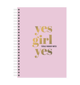 studio stationery Studio Stationery A5 Notebook Yes Girl Yes