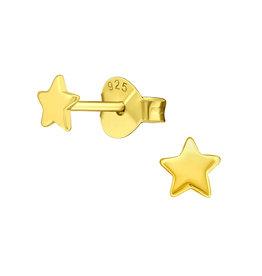 Precious jewels: sterretjes goudkleurig
