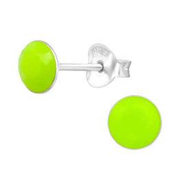 Precious jewels Precious jewels: neon geel