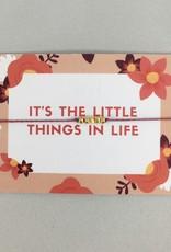 Isa en Roza Isa en roza vriendschapsarmbandje 002 it's the little things in life