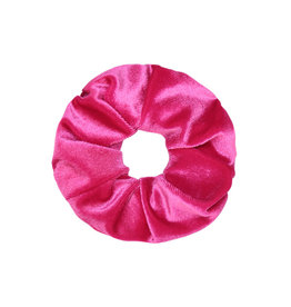 Yehwang Scrunchie color power fel roze