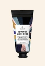 the gift label the gift label Hand cream tube X You look damn good
