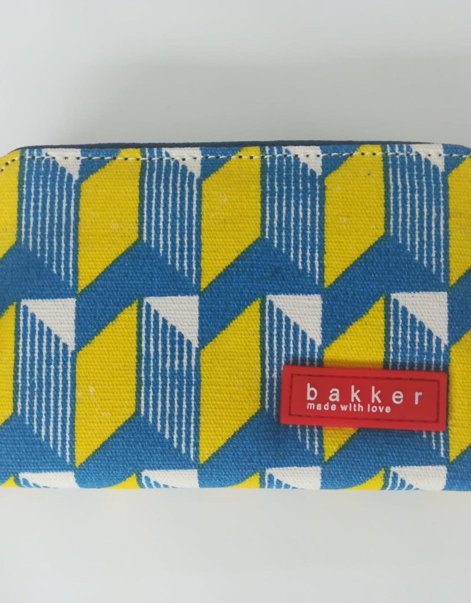 bakker made with love Bakker made with love: portemonnee klein 005
