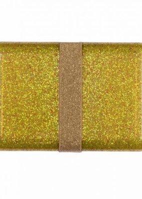 A little lovely company ALLC Lunchbox glitter goud