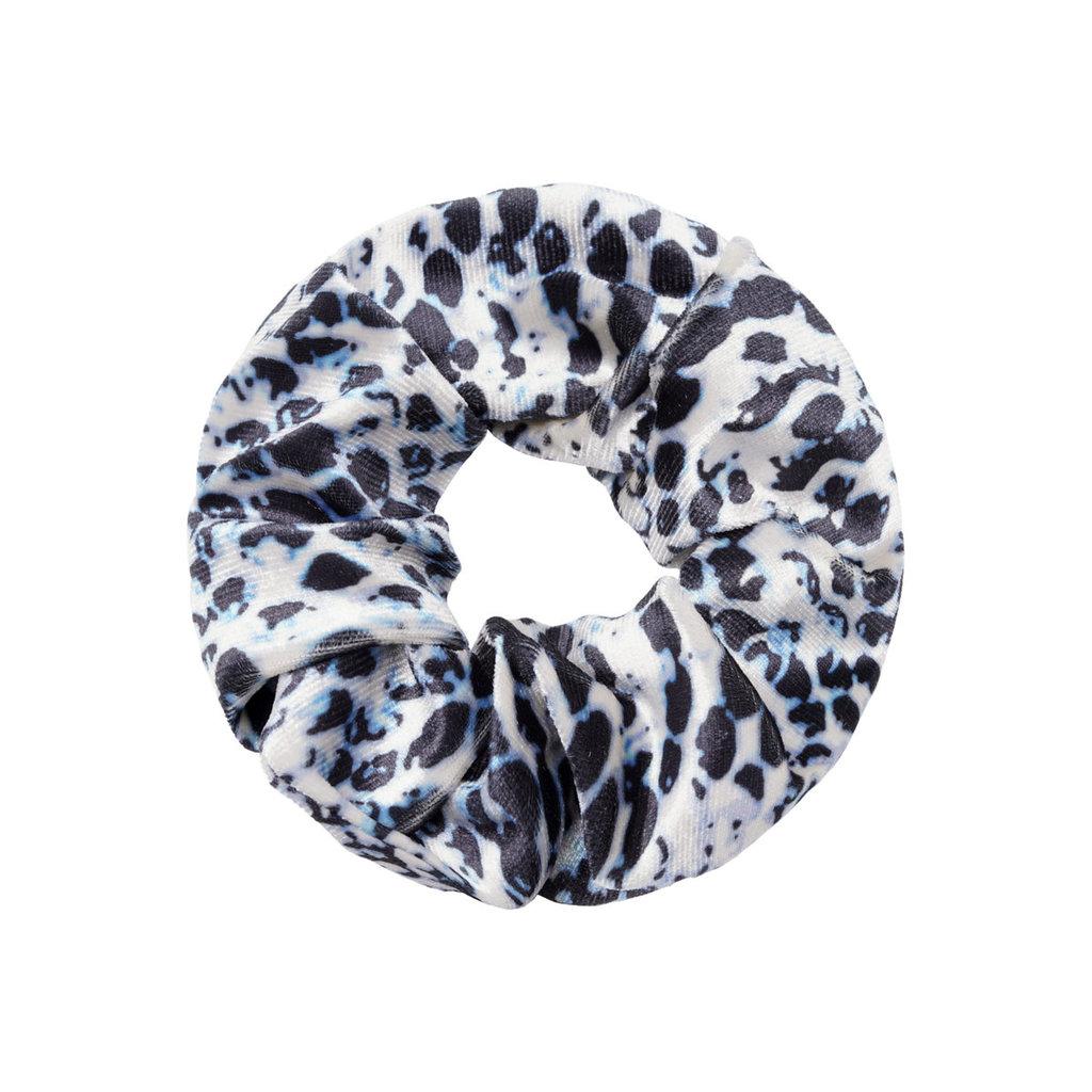 Scrunchie velevt snake 002