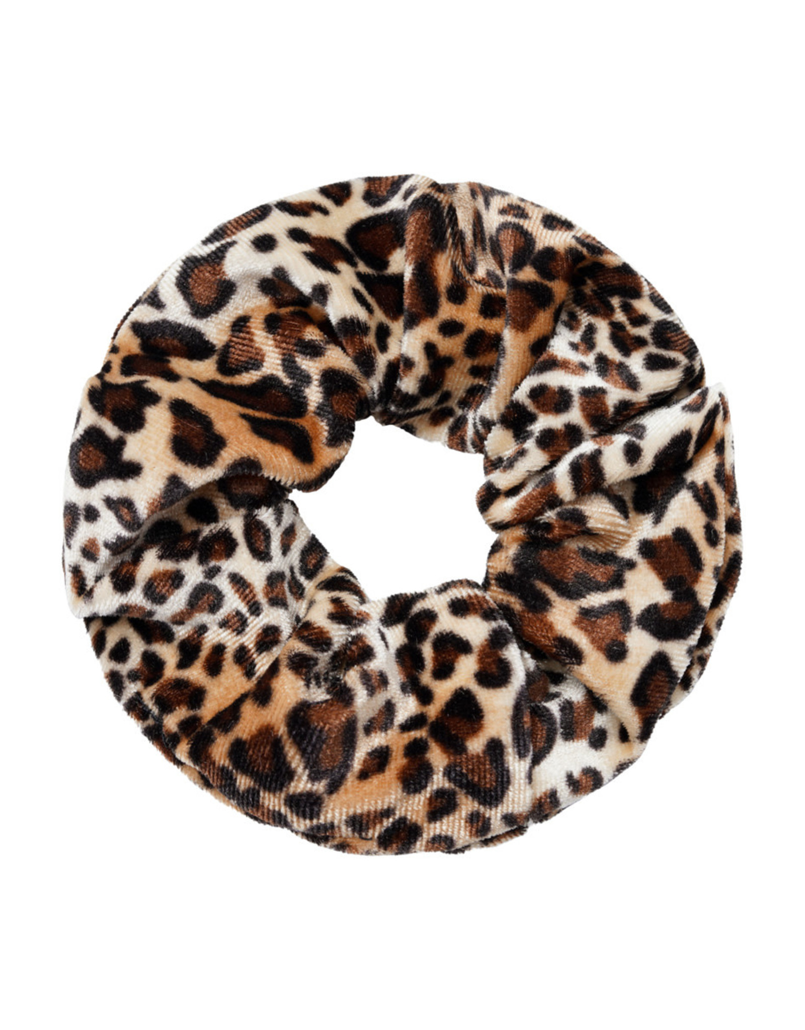 Musthaves Scrunchie velvet animal 002