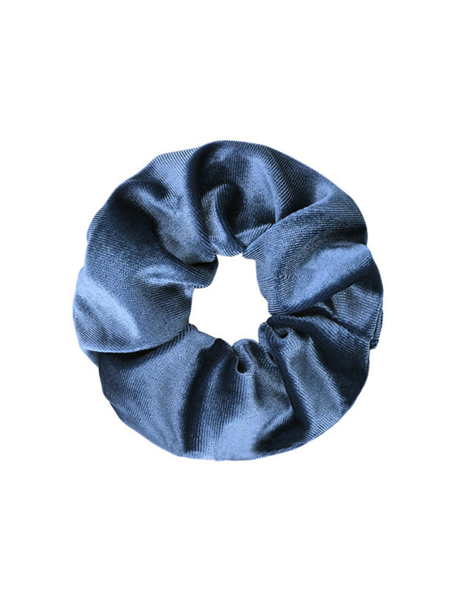 Musthaves Scrunchie sweet velvet blauw