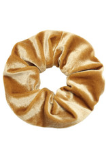 Musthaves Scrunchie sweet velvet goud/beige