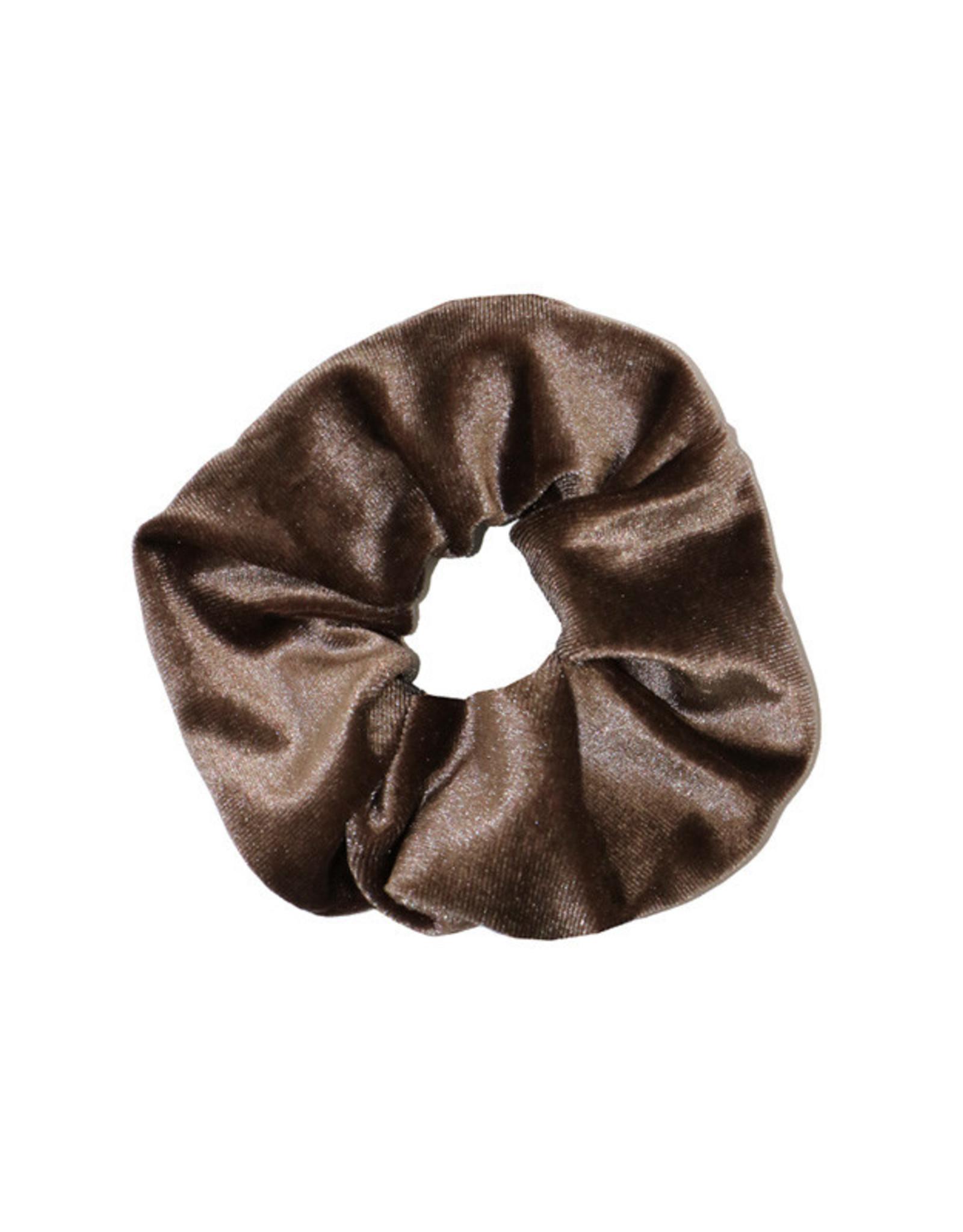 Musthaves Scrunchie sweet velvet muizengrijs