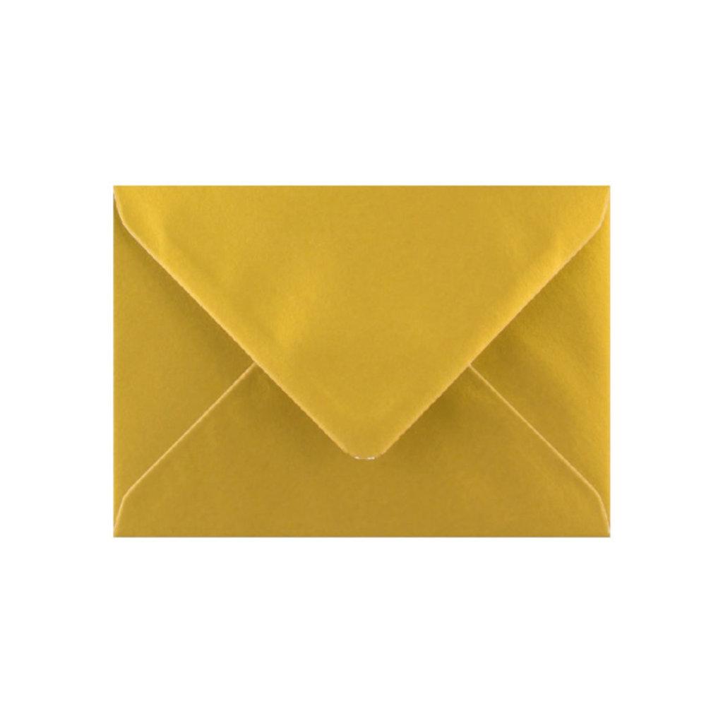 By romi by romi kaart a6 + gouden envelop: familie is warmte, liefde en geluk