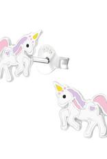 Precious jewels precious jewels oorstekers  unicorn 1