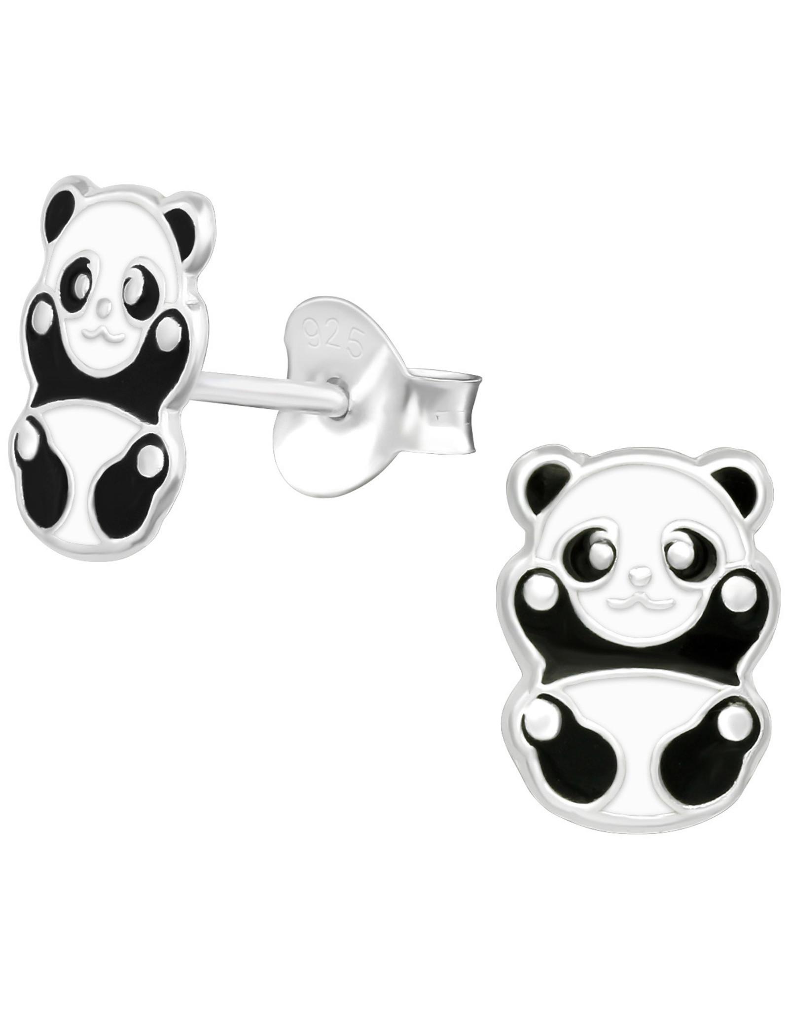 Precious jewels precious jewels oorstekers panda