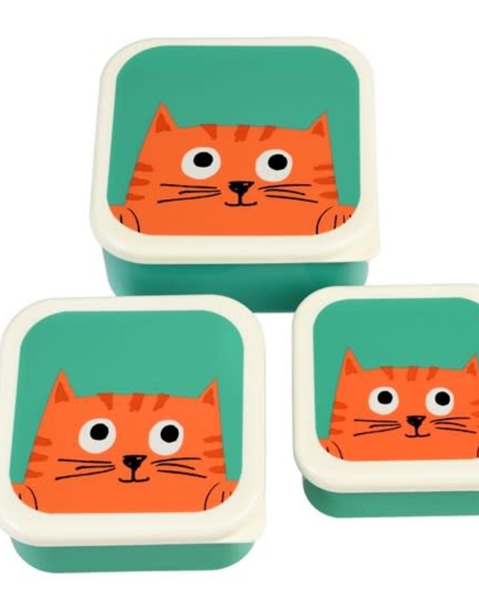 rex london Rex london snackpotjes per 3 chester cat