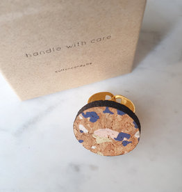 """Cotton candy cotton candy """"HWC"""": ring terrazzo"""