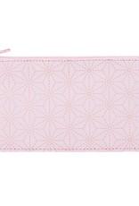 rico design rico design: platte pennenzak lichtroze