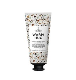the gift label the gift label Hand cream tube Warm hug 20/21