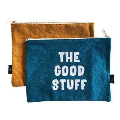 Studio stationery studio stationery: canvas bag: the good stuff