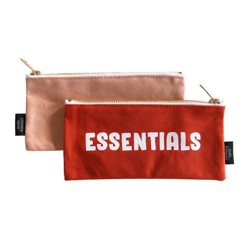 Studio stationery studio stationery canvas bag essentials