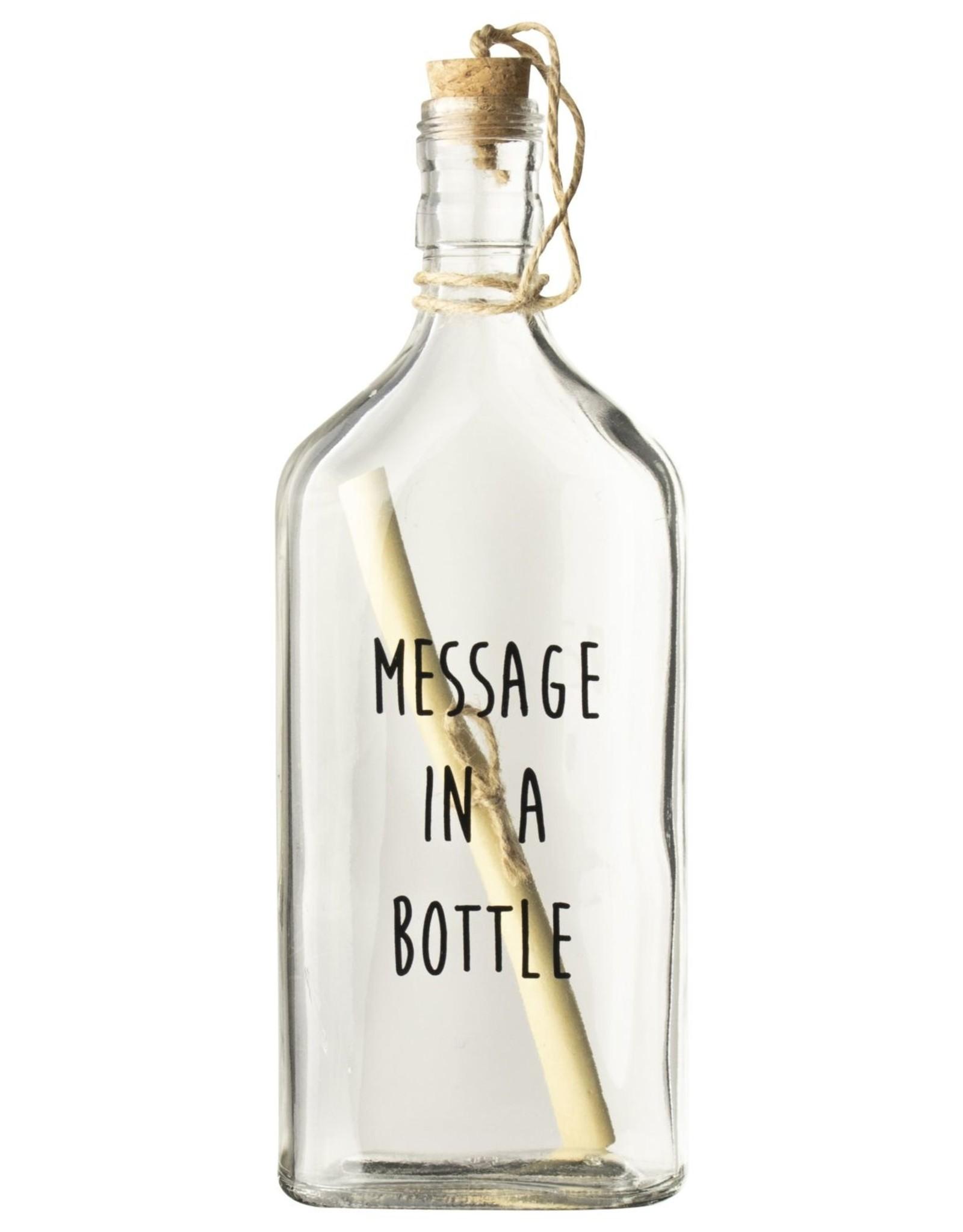 Gusta Gusta Flessenpost 'Message'