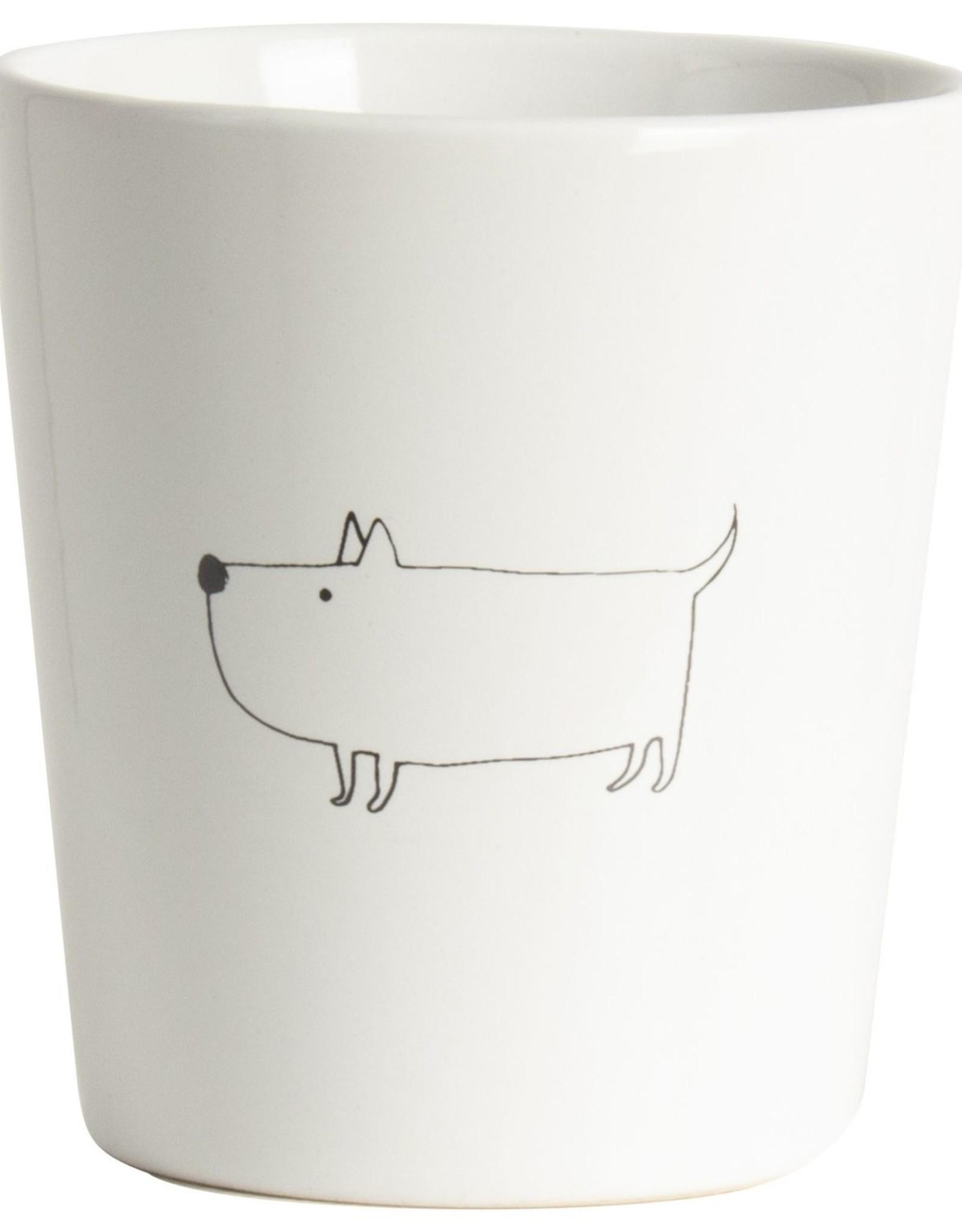 Gusta Gusta Mokje 7,5x8cm set Lievelingsdag/Hond