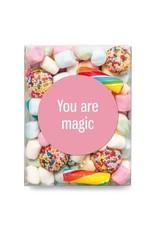 Veel liefs voor jou Veel liefs voor jou: snoepjes You are magic