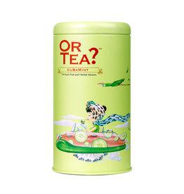 or tea? cuba mint