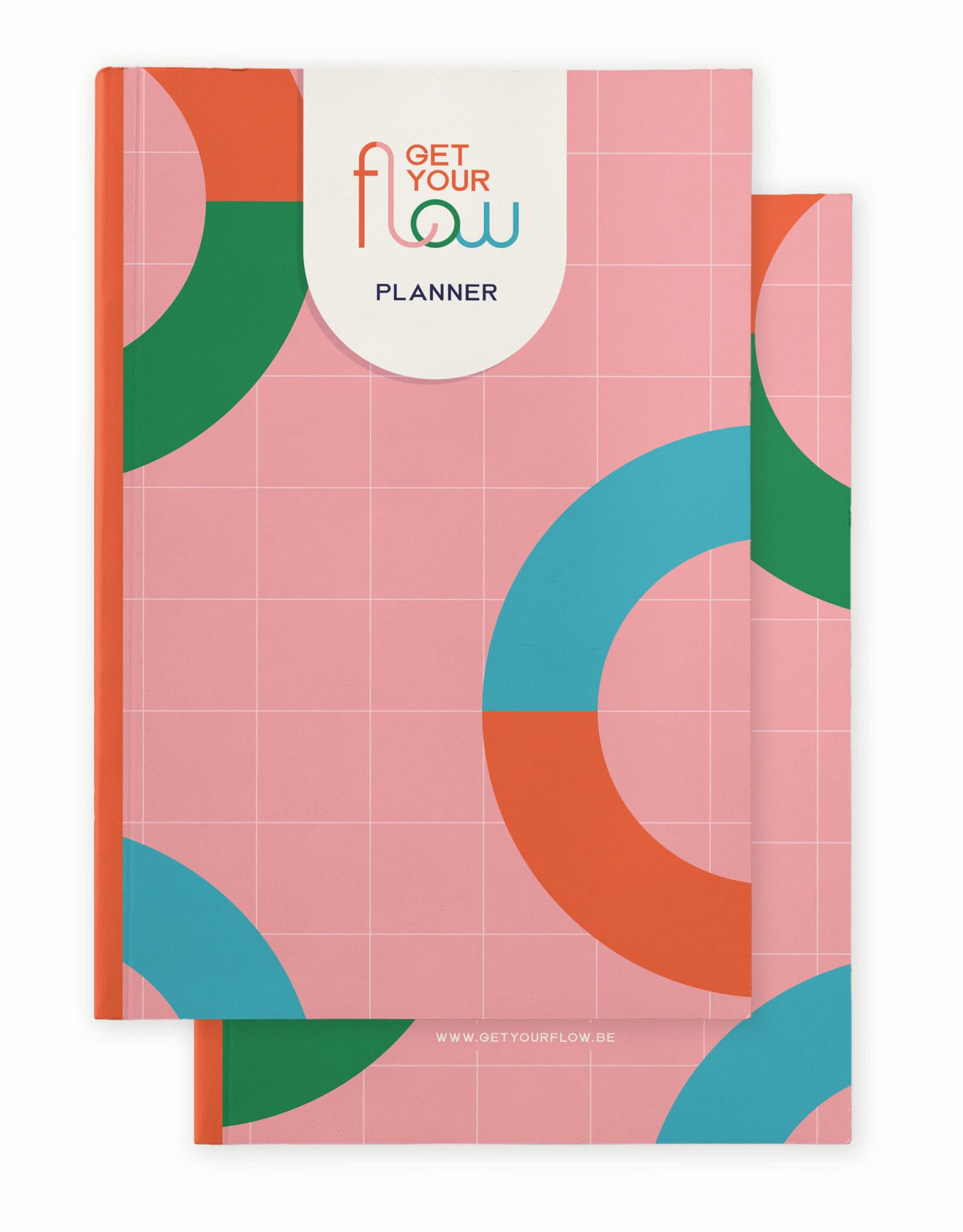 get your flow Planner GET YOUR FLOW