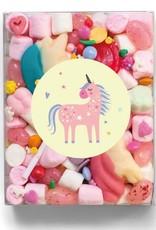 Veel liefs voor jou Veel liefs voor jou: snoepjes Unicorn