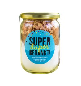 Pineut Pineut: koekjespot Super bedankt