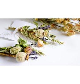 Mookstories: Een droogbloemen boeketje!