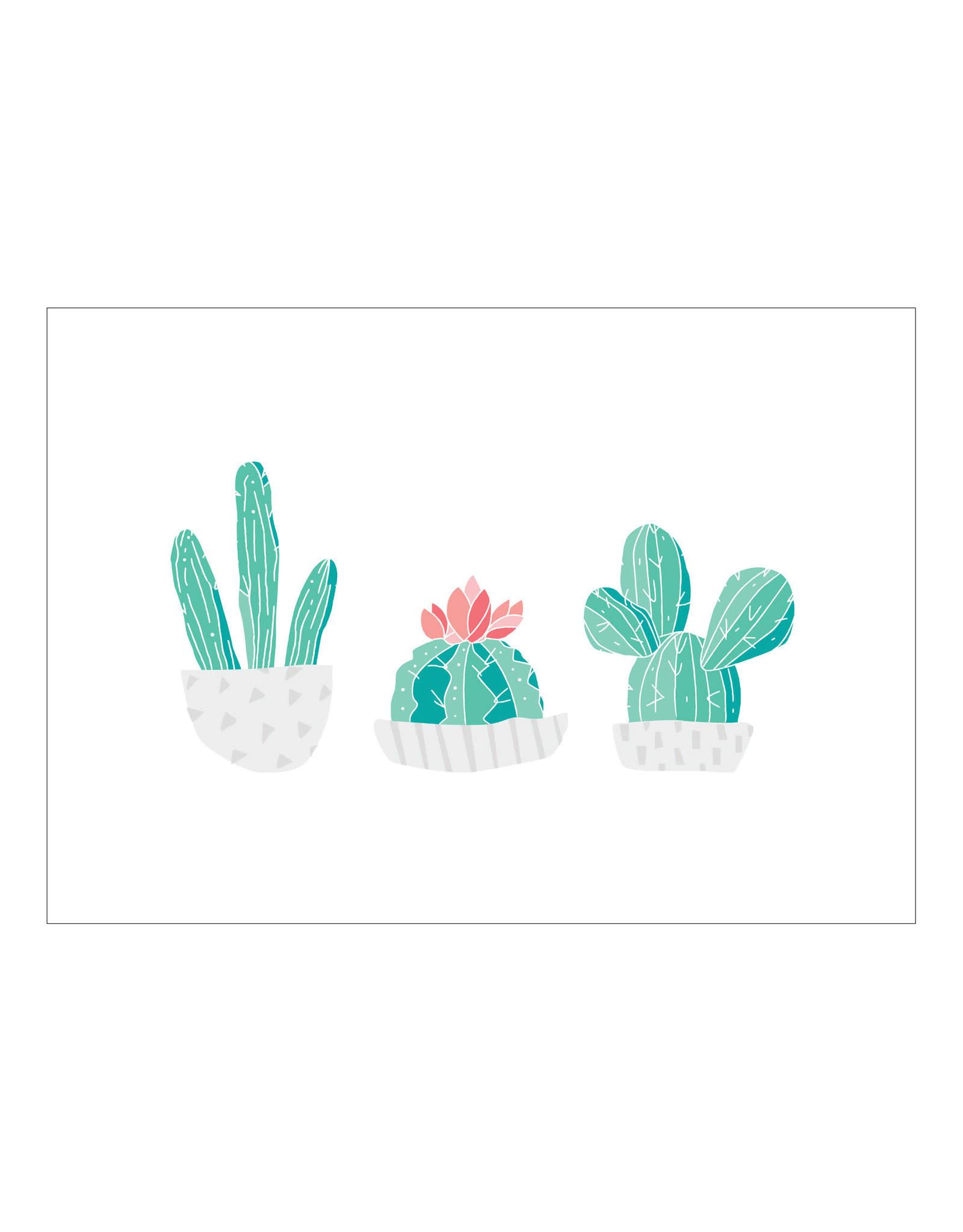 made by ellen Made by ellen kaartje a6 cactussen
