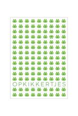 made by ellen Made by ellen kaartje a6 opkikkertjes