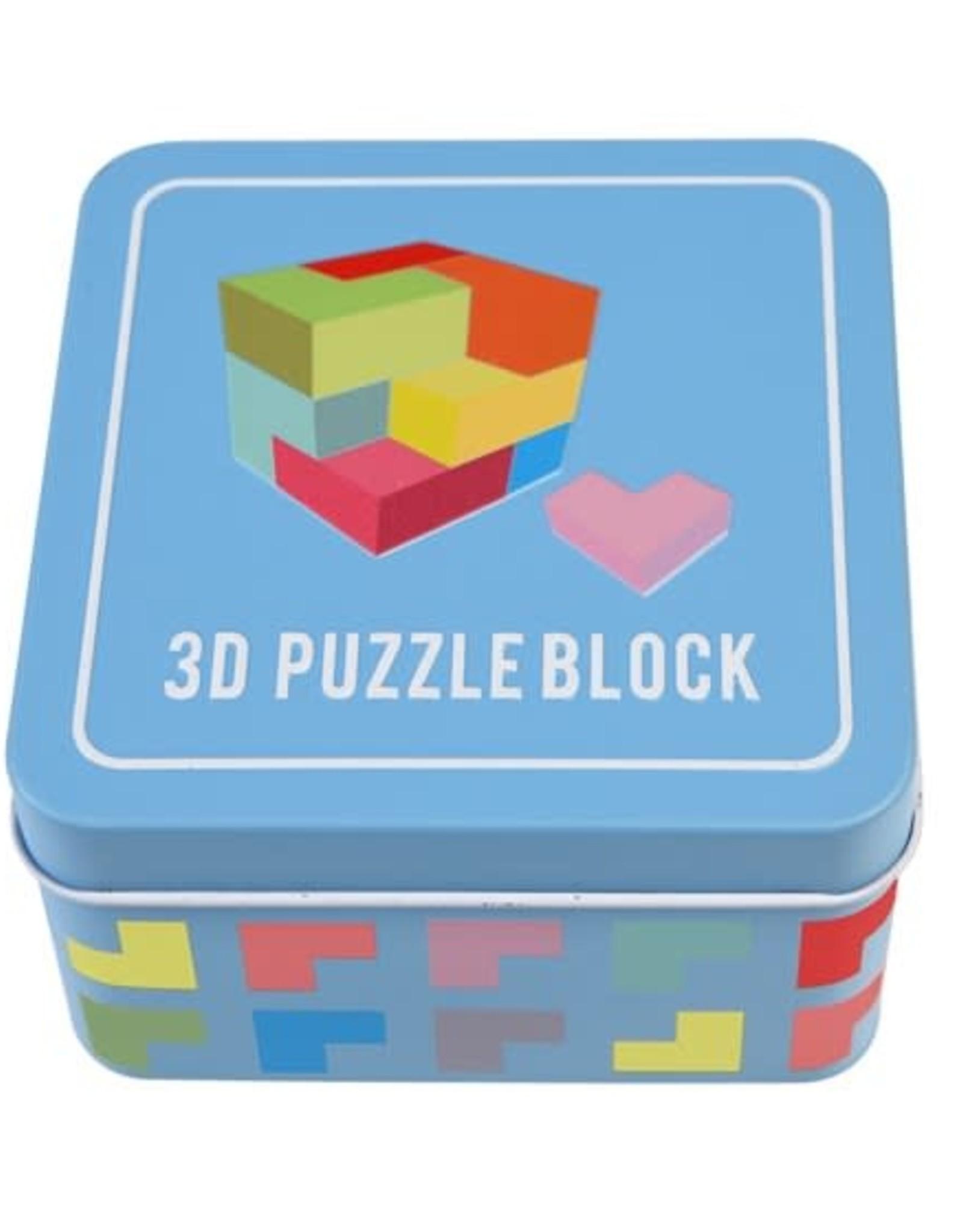 rex london Rex london: houten 3d puzzel in een doosje