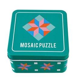 rex london Rex london: houten mozaïk puzzel in een doosje