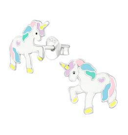 Precious jewels precious jewels oorstekkers unicorn 005