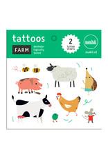 Makii makii tattoos boerderij
