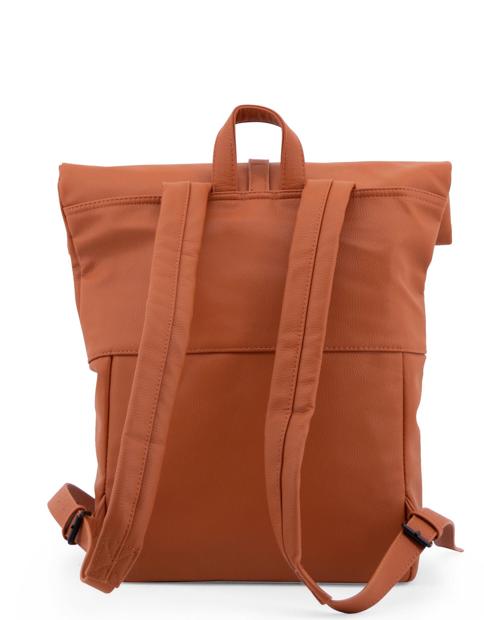 Monk & Anna Monk &  Anna Herb backpack | burnt orange